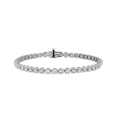 Luxe 3ct Tennis Bracelet