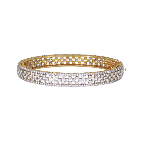 Exotic Diamond Bracelet