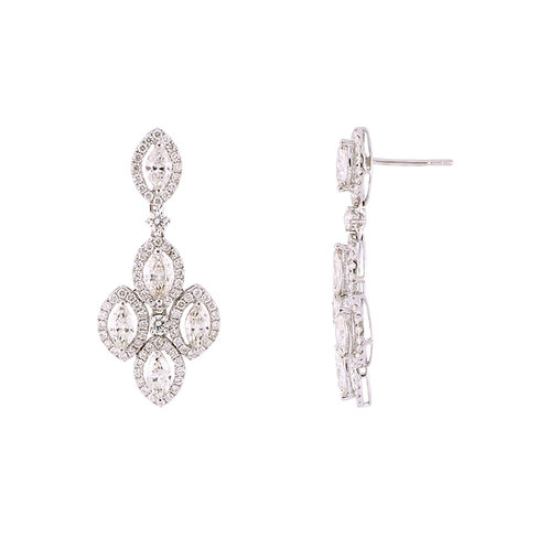 Gatsby Dangling Earrings