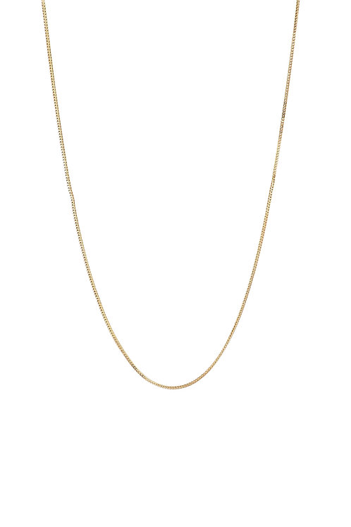 Bony Levy Gold Essential Chain Necklace