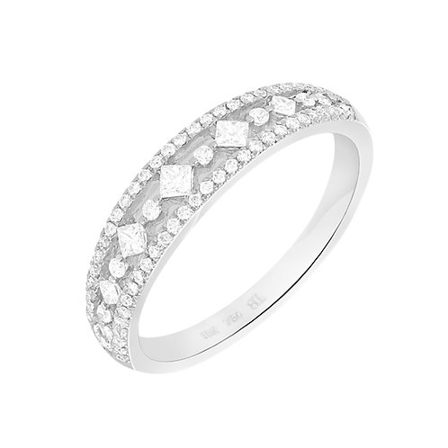 The Getty Stackable Ring
