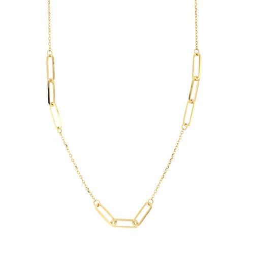 BONY LEVY KID'S LINK NECKLACE