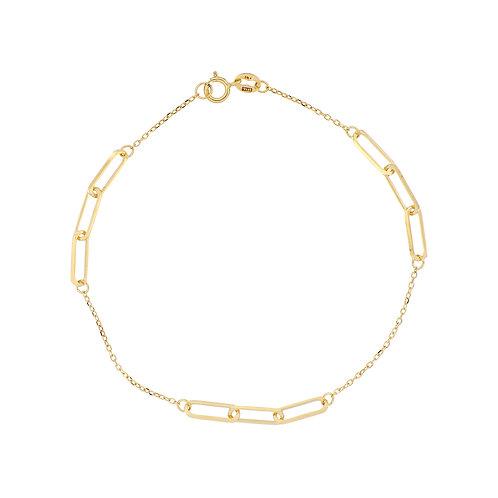 Ofira Station Link Bracelet