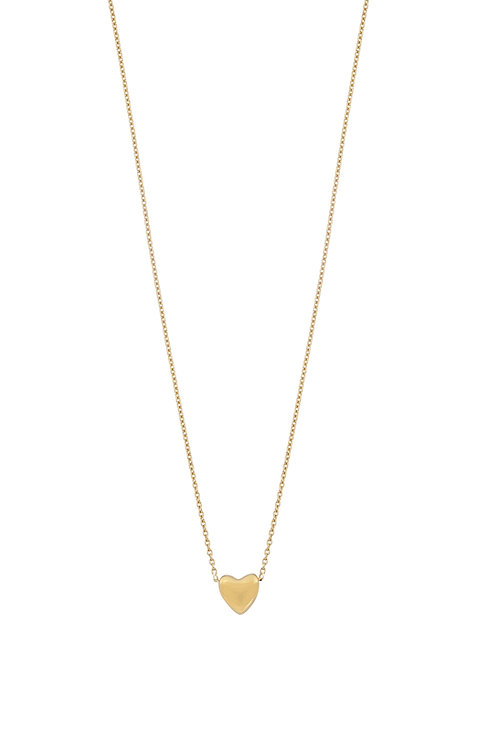 Bony Levy Gold Heart Pendant
