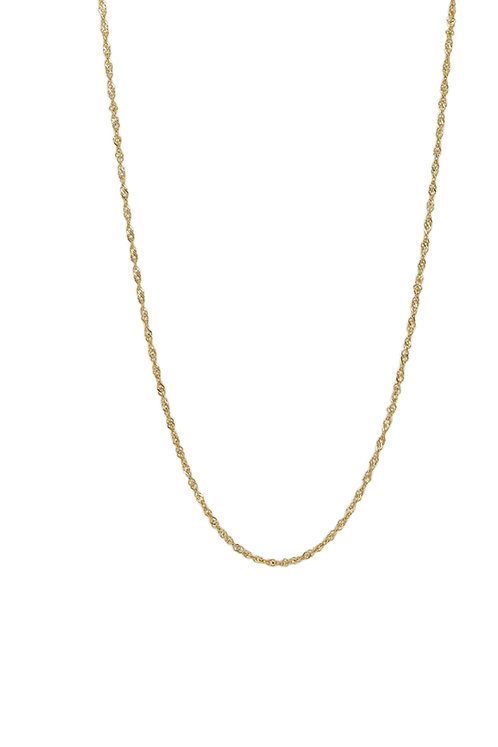 Bony Levy Gold Twisted Chains