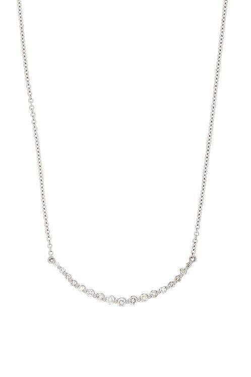 Liora Diamond Curve Pendant