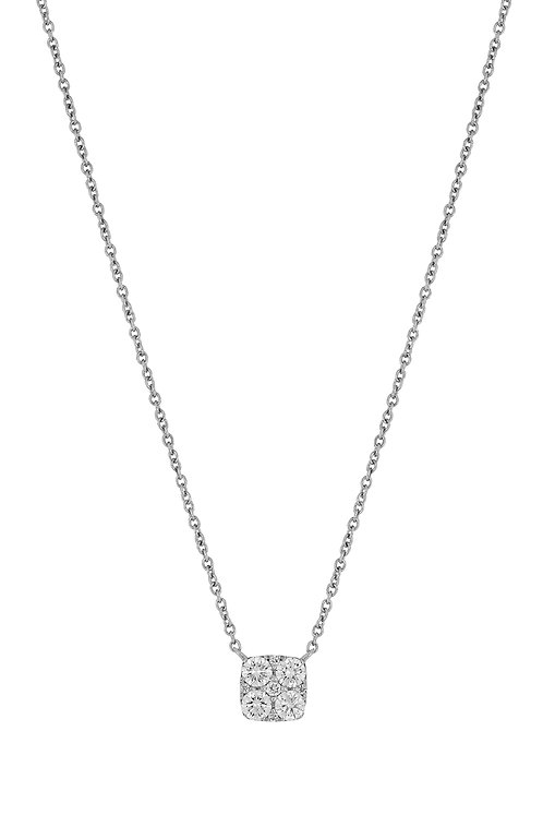 Mika Every Day Square Pendant