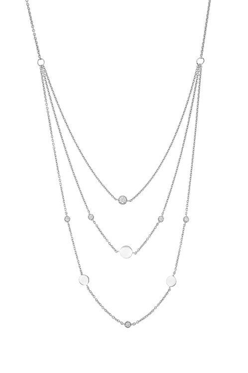 Mila Triple Layered Necklace