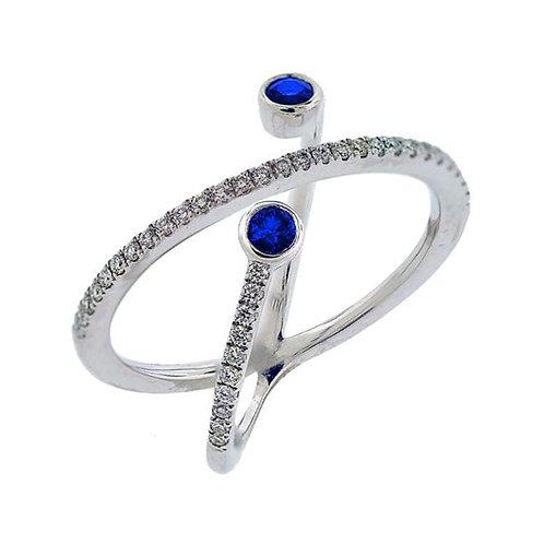 Sapphire Orbital Ring