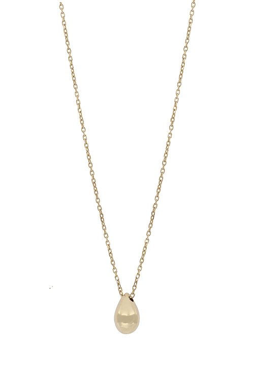 Bony Levy Gold Pear Pendant