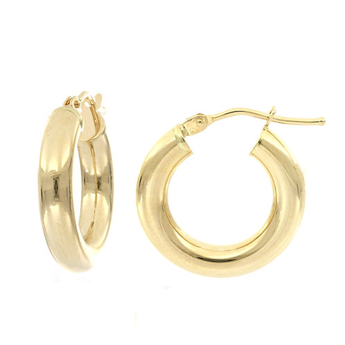 Essentials Smooth Hoops