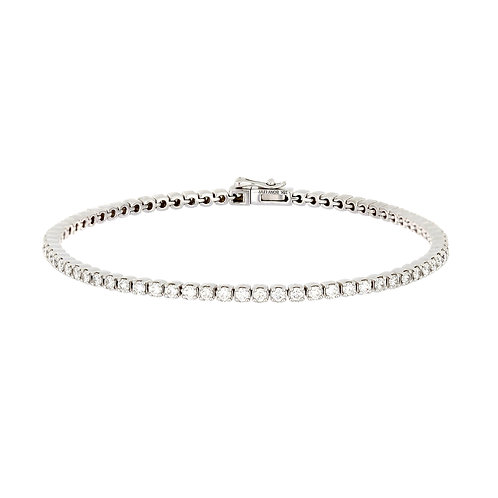 Audrey 2 Carat Tennis Bracelet