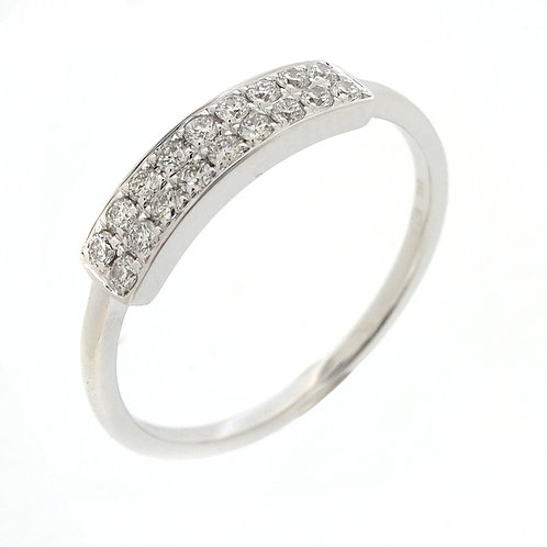 Prism Stackable Ring