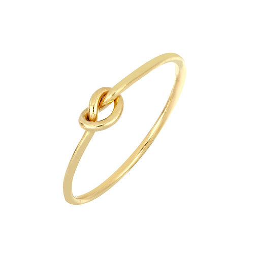 Bony Levy Gold Knot Ring
