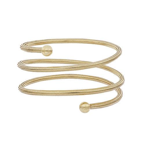 Ofira Mesh Wrap Bracelet