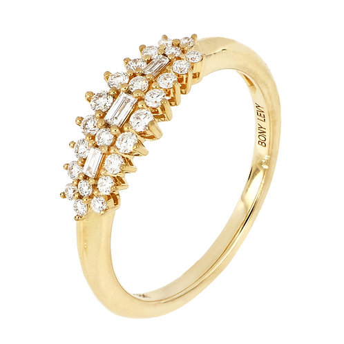 GETTY CROWN RING
