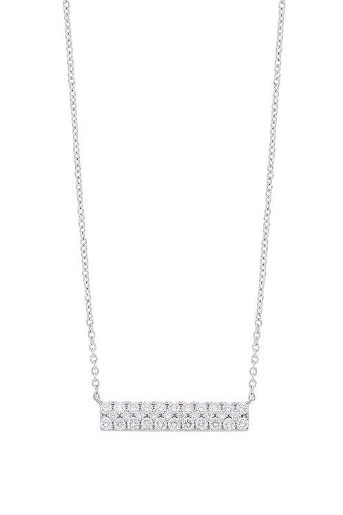 Bardot Diamond Pave Pendant