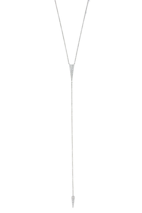 Monroe Stiletto 'Y' Necklace