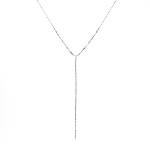 Bardot Tennis 'Y' Necklace