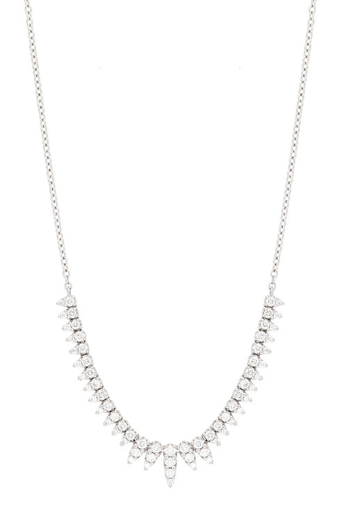 Rita Graduated Diamond Necklace