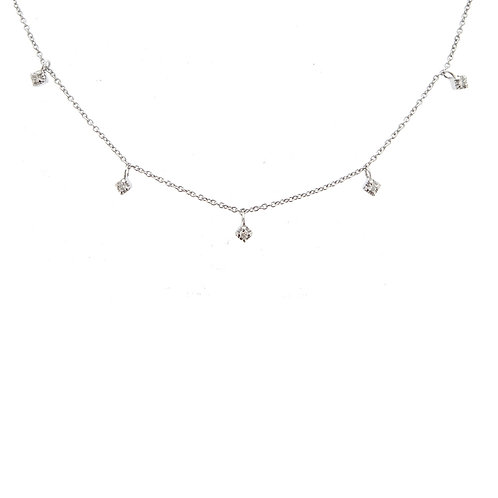 Mila Swing Station Necklace