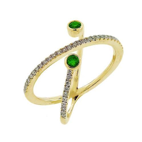 Emerald Orbital Ring
