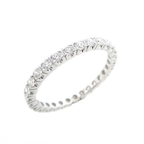 Audrey Eternity Ring