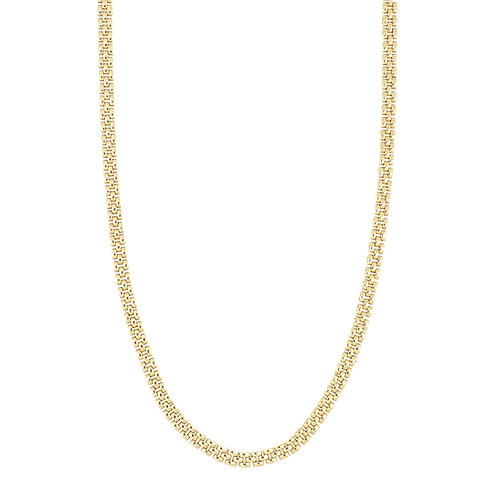 Gold Thin Box Chain