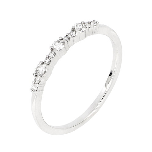 Liora Graduated Stackable Ring