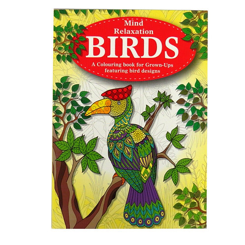 Adult coloring books -  Free Delivery