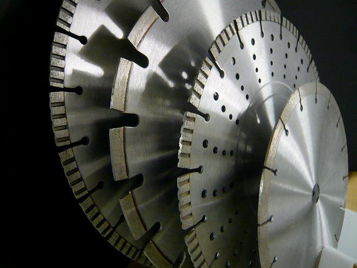 Diamax Werkzeuge, Diamantscheibe, Diamanttrenscheiben
