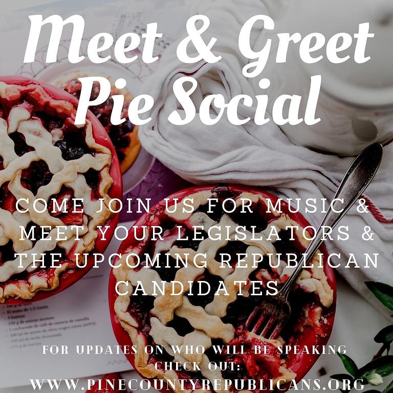 Meet & Greet Pie Social