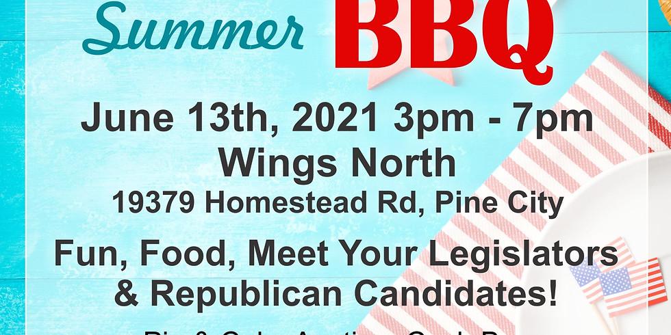 East Central GOP Summer BBQ