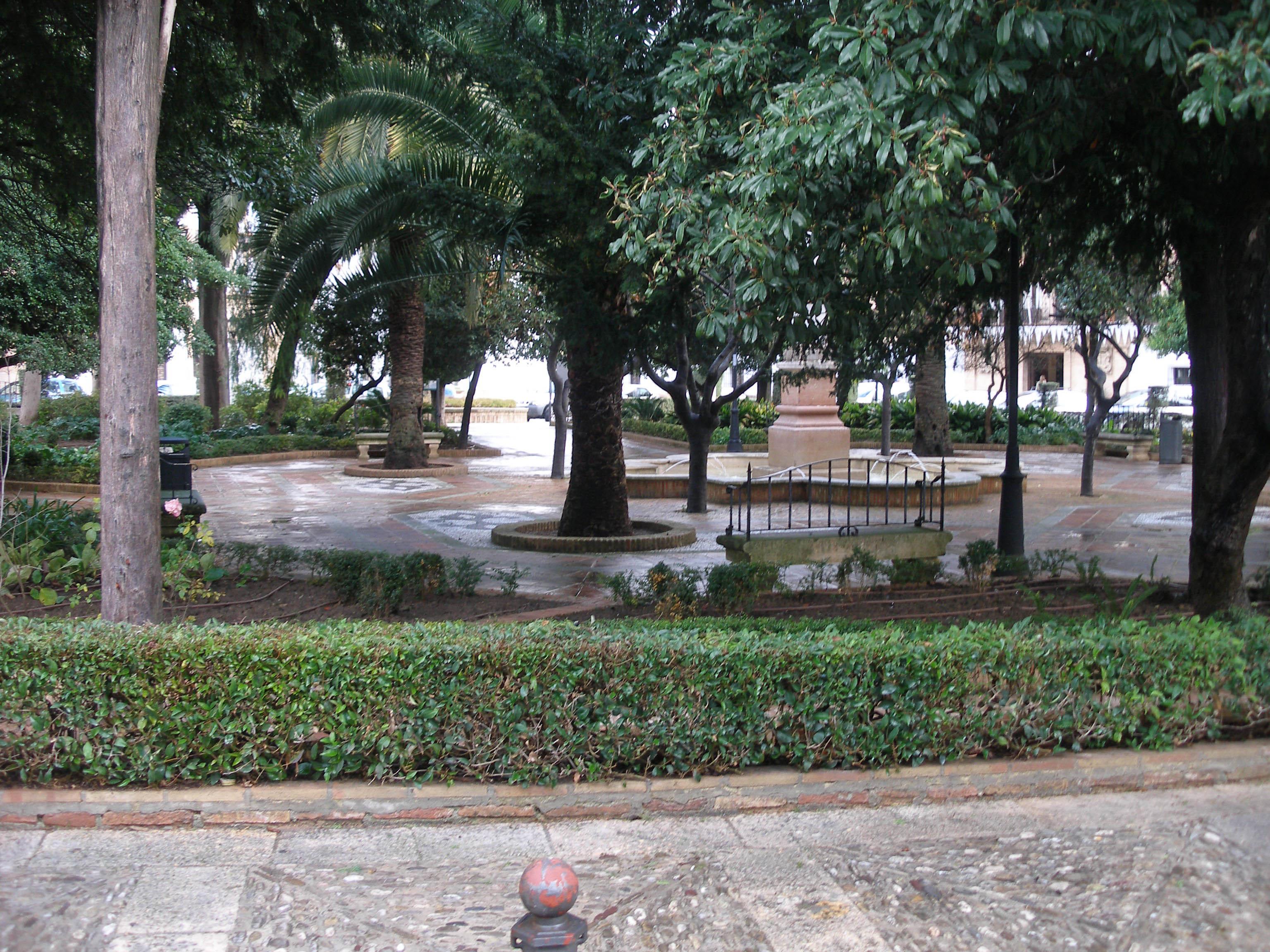 Alameda del Tajo.