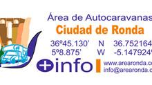 Área de Autocaravanas Ciudad de Ronda.