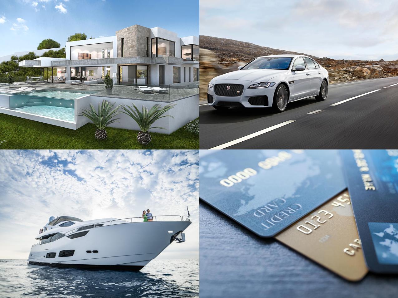 Luxury Products... One Marketplace