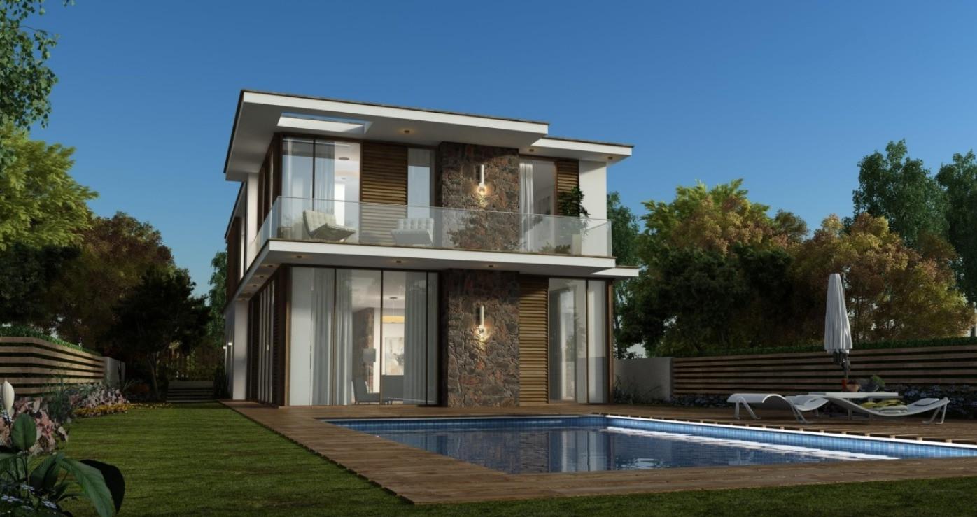 Villa in IL Bosco New Capital.jpg
