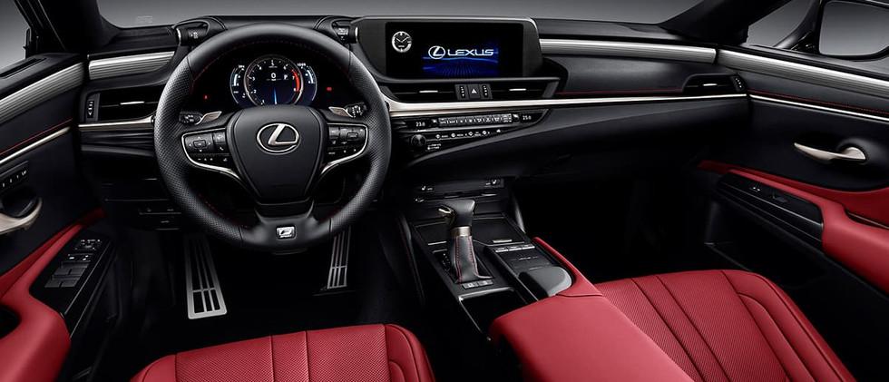 Lexus-ES-fsportshownincirtuitred-gallery