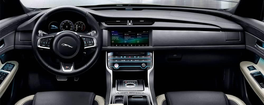 2020-Jaguar-XF-Interior-Front-Dashboard-
