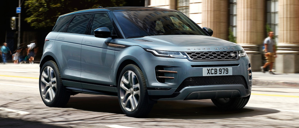 2020-Range-Rover-Evoque-front-side-view-