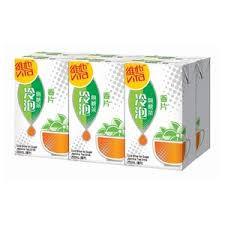 【6包裝】維他冷泡無糖香片茶 250ml
