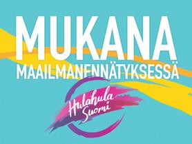 Iniön Hulahulat Juhannusaattona pe 23.6.2017 klo 22.00 Cafe Leonellassa