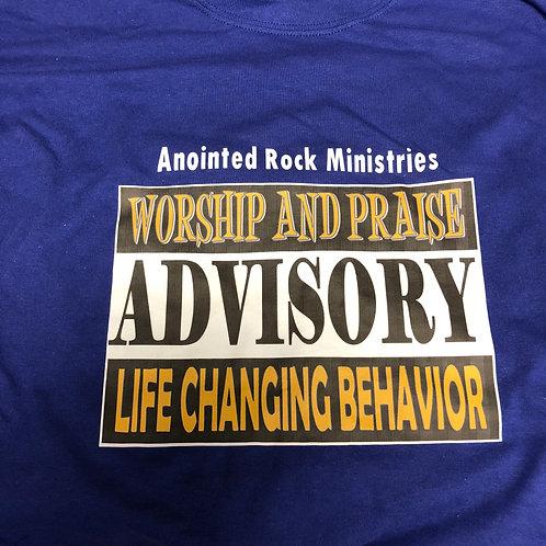 Worship and Praise T-Shirt