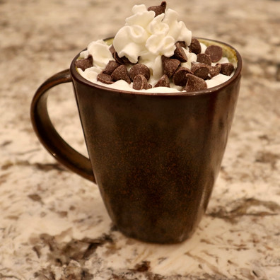 Who's ready for hot cocoa?