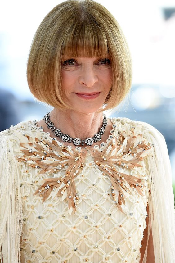 Anna Wintour: marca personal