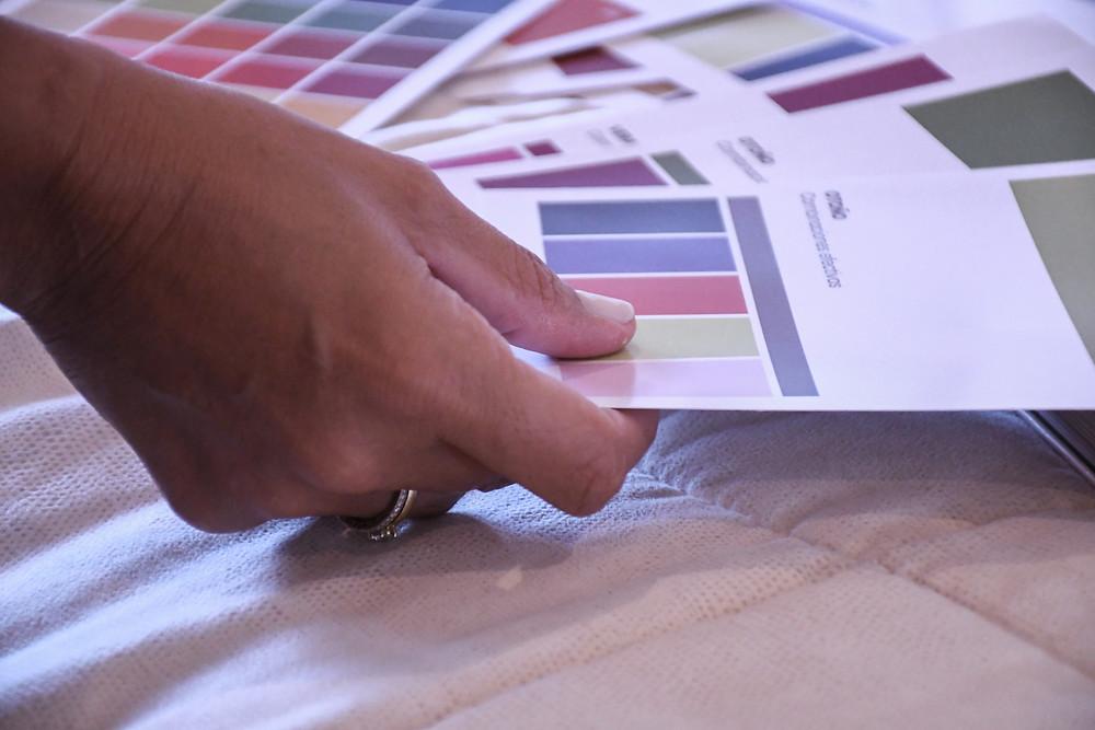 Kit de Colorimetría digital para Asesores de Imagen