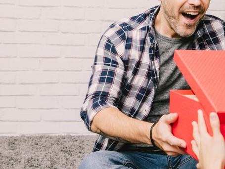 Día del padre: tips para regalar ropa a un hombre