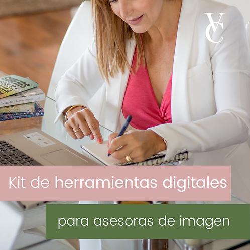 Kit de herramientas digitales para asesoras