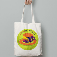 Decked Out Tote Bag