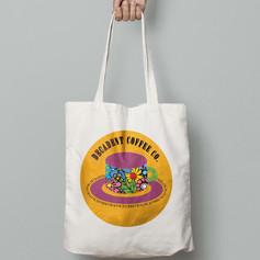 Trippy Hippie Tote Bag